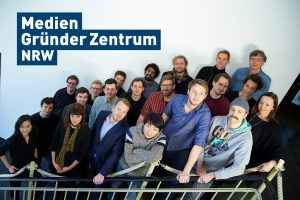 Mediengründerzentrum NRW Stipendiaten 2017